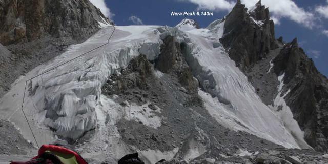 Topo Nera Peak