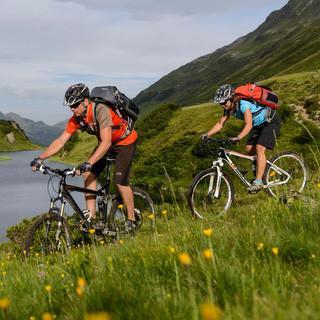 Bergpodcast Mountainbike