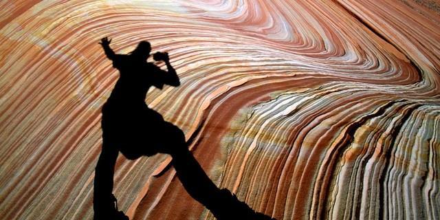 Heinz Zak, Wave, Arizona. Foto: Heinz Zak