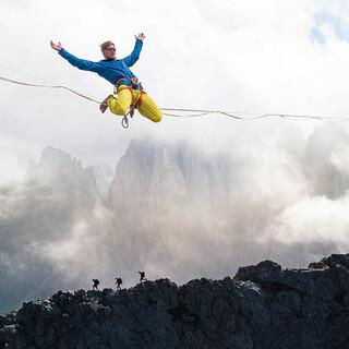 Highline Dolomites Valentin-Rapp