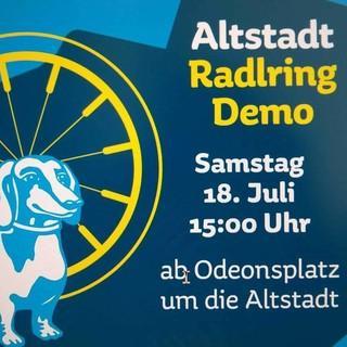 RadlRing-Demo-Muenchen