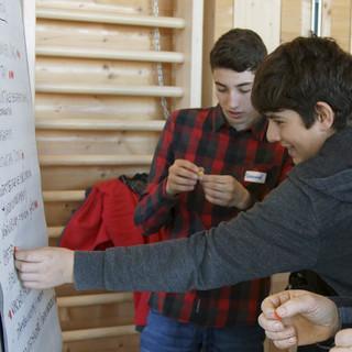 Workshop-Sessions - Foto: CIPRA International
