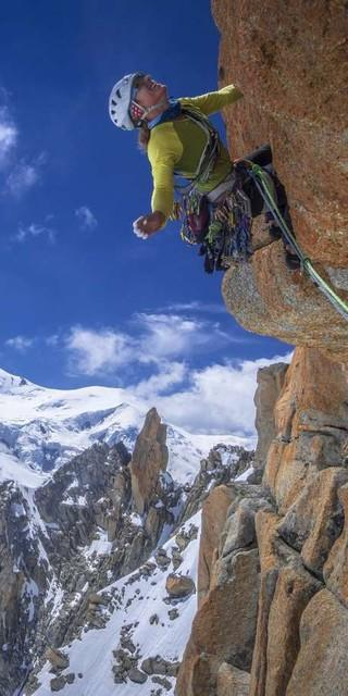 Der Expeditionskader ist ein Förderkonzept für hochmotivierte Nachwuchsalpinisten. Foto: DAV / Silvan Metz