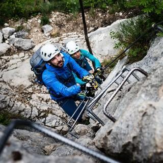 VAUDE Klettersteig Hochtouren Camp 2018 powered by EDELRID