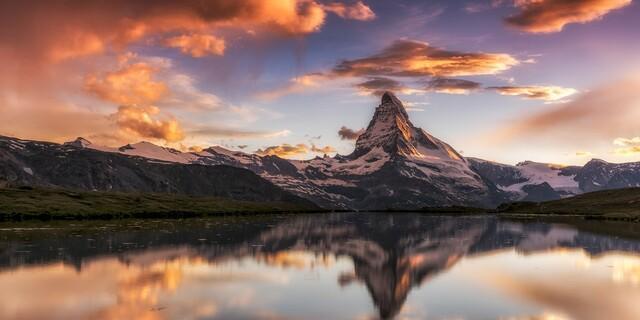 Das Matterhorn. Foto: Stefan Forster