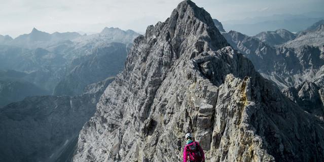 Weiter Blick zur Südspitze