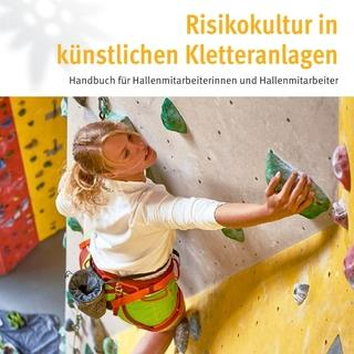 Cover Handbuch Risikokultur in KKA