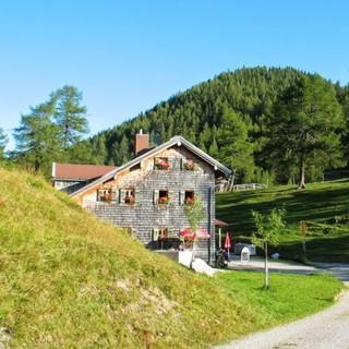 Neue Magdeburger Hütte letzte Meter