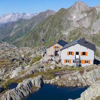Cadlimohütte, Foto: Ingo Röger