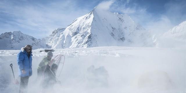 """Reinhold Messner am Filmset für """"Mount Everest - Der letzte Schritt ..."""" / Foto: ServusTV / Tabea Baur"""
