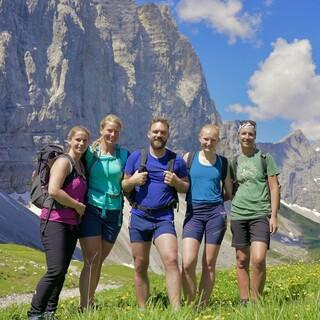 Die neuen Wirtsleute der Lamsenjochhütte, Foto: Bayerische Rundfunk