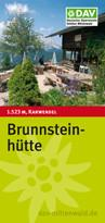 Brunnsteinhütte-Flyer