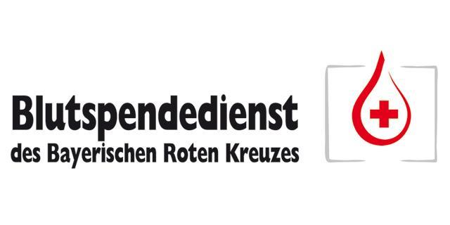 Logo Blutspendedienst des Bayerischen Roten Kreuzes