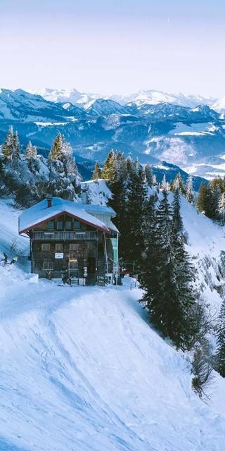 ge ffnete h tten weihnachten silvester 2016 2017 h tten touren deutscher alpenverein dav. Black Bedroom Furniture Sets. Home Design Ideas