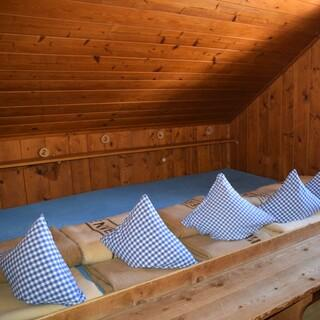 Auf Alpenvereinshütten zwingend reservieren. Foto: DAV/Martina Ofer