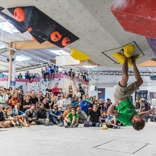 """""""Big-Fat-Boulder Session"""" im Boulderwelt München Ost"""