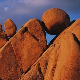 "Foto 4. Platz: Harald Metzger ""Jumbo Rocks/Kalifornien"""
