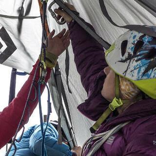 Big-Wall Camp – Expedkader Frauen 2016