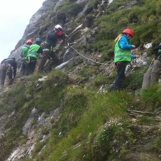 Hohe Tauern: Wegebau in der Goldberggruppe