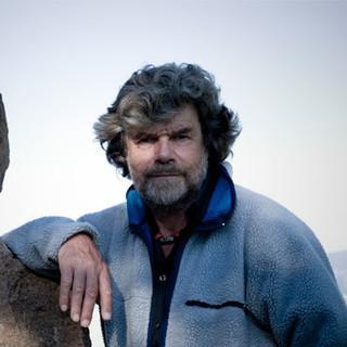 Reinhold Messner; Foto: Claude Langlois