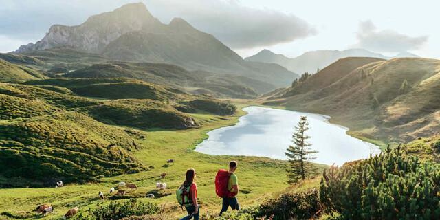 Der Kanische Höhenweg. Foto: Daniel Gollner