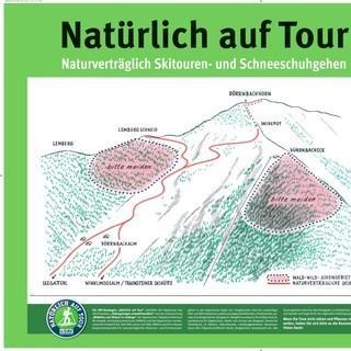 """Dürrenbachhorn - """"Natürlich auf Tour""""-Touren"""