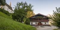 Berggasthof Streichen. Foto: Chiemgau Tourismus e.V.