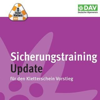 Sicherungstraining Cover
