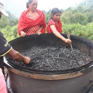 Training-Makawanpur in Nepal