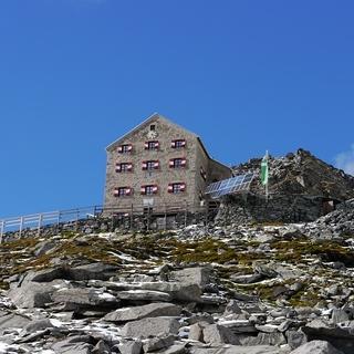 Neue Prager Hütte DAV