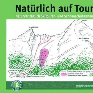 """Watzmannkar - """"Natürlich auf Tour""""-Touren"""