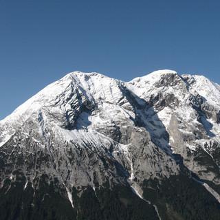 Höhenstufen an der Hohen Munde, Foto: S. Reich