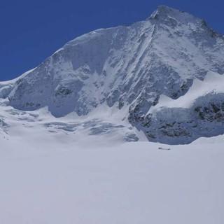 Nicht so hoch, aber eleganter: Der Mont Blanc de Cheilon kann sich sehen lassen. Foto: Stefan Herbke