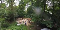 Wiederaufbau der Höllentalangerhütte