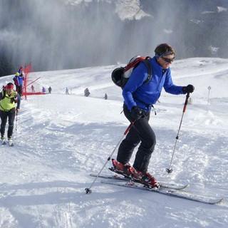 Skitouren auf Pisten sind in Südtirol nur vereinzelt erlaubt.