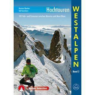 13 Hochtouren Westalpen