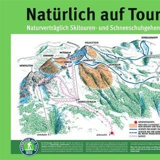 """Wendelstein 2 - """"Natürlich auf Tour""""-Touren"""