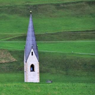 Und immer wieder Kirchen.....Foto: Silvia Schmid