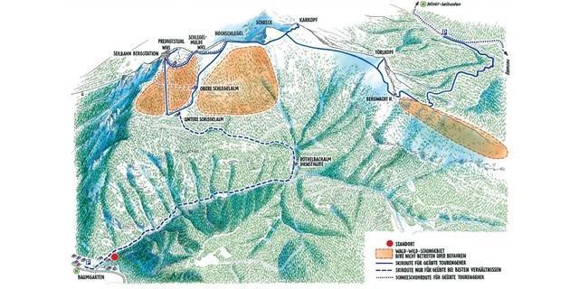 Natürlich auf Tour: Lattengebirge / Predigtstuhl / Hochschlegel