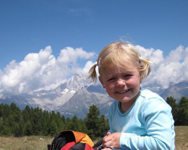 Annika Lepper, 6 Jahre, Ludwigshafen