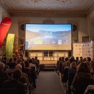 Der Auftakt des Bergfilm-Festivals am Tegernsee 2019. Foto: Thomas Plettenberg