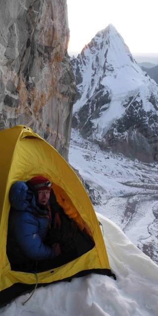 Private Expeditionen können vom DAV finanziell unterstützt werden. Foto: DAV/David Göttler