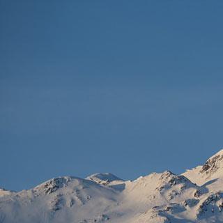 Elferspitze - Es gibt viel zu tun: Die Elferspitze (gesehen vom Seehotel) ist eine beliebte Tour.