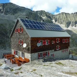 Die Barmer Hütte, Foto: Andreas Sauerwein