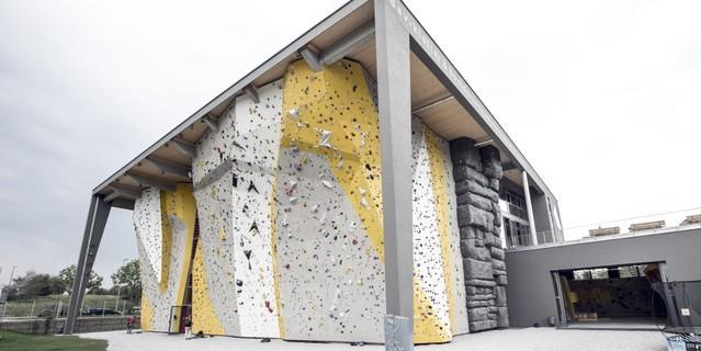Kletter- und Boulderzentrum Freimann DAV Hansi Heckmair