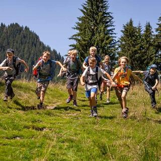 Alpinkids, Foto: JDAV/Silvan Metz