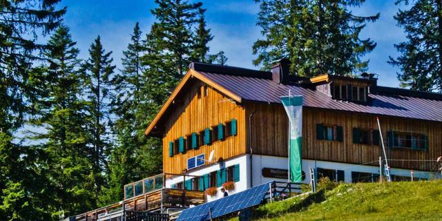 Gufferthütte. Foto: Thomas Meyer/alpenvereinaktiv.com
