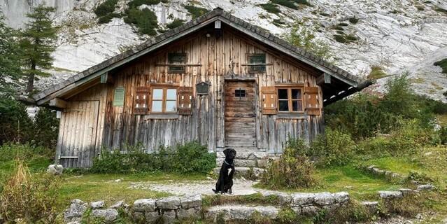 Zu Gast auf der Blaueishütte, Foto: DAV/ Charlott Hasslinger