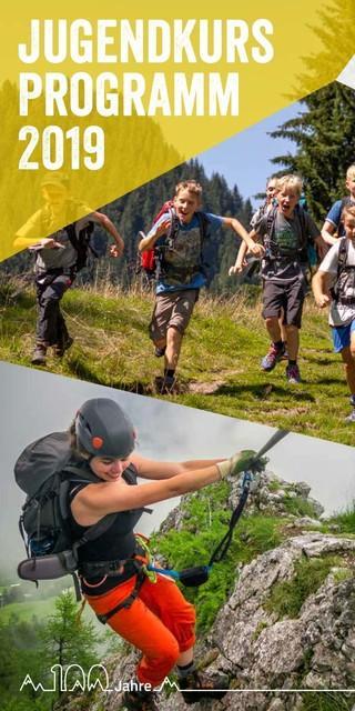 JDAV Jugendkursprogramm-2019-Cover-web
