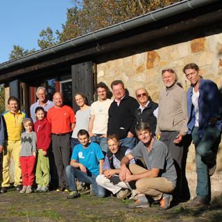 Mitglieder Kommission Klettern und Naturschutz